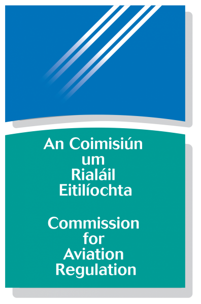 Commission for Aviation Regulation Logo
