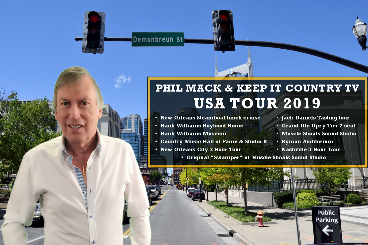 Phil Mack USA